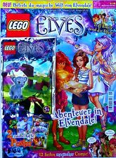 LEGO Elves incl. Accessories Nr.01/15 Special edition