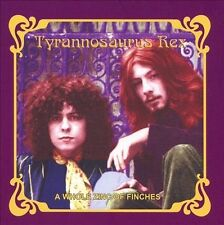 Tyrannosaurus Rex-A Whole Zinc Of Finches (5Xcd)  CD NEW