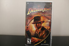 Indiana Jones and the Staff of Kings (PlayStationPortable 2009) *Tested/Complete