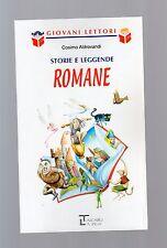 """storie e leggende romane  -serie giovani lettori - La spiga"""" - libri nuovi"""