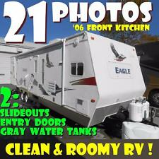 GREAT PRICE 06 Jayco Eagle 322FKS 2 slide travel trailer super clean roomy NICE!