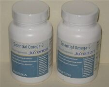 Pure, Toxin-Free, Pharmaceutical Grade Omega 3 Fish Oil, from Juvenon, 120 ct