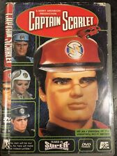 Captain Scarlet - The Complete Series (DVD, 2002, 4-Disc Set)