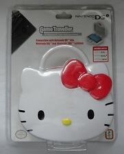 HELLO KITTY GAME TRAVELLER CASE for NINTENDO DS LITE, DSi,3DS CONSOLES brand new
