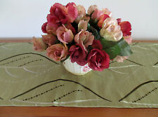ELEGANT CONTEMPORARY TABLE RUNNER  - MADE IN GERMANY