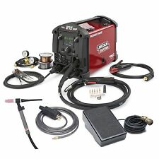 Lincoln Power MIG 210 MP Multi Process Welder with TIG Kit (K4195-2)
