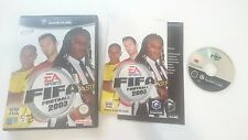 FIFA FOOTBALL 2003 NINTENDO GAME CUBE GB PAL ESPAÑA GAMECUBE. BUEN ESTADO