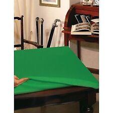 Copritavolo panno verde gioco tavolo quadrato cm 135x135 poker texas hold'em
