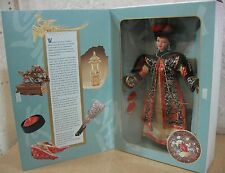 Chinese Empress Barbie Doll Collector Edition The Great Eras Collection #10 NEW