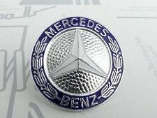 Original Mercedes W126 Kühlergrill Reparatursatz mit Emblem! NOS! Restposten!