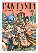 ya08814 Hiro Mashima : FANTASIA -FAIRY TAIL ILLUSTRATIONS- Art Book Japan