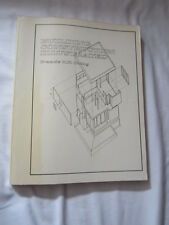 Building Construction Illustrated by Francis D. K. Ching (1975, Paperback)