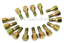 16 x Radschraube Radbolzen Fiat 126 P + 900 T  set of new wheel bolts M12x1,5