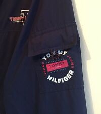 Men's Vintage Tommy Hilfiger Spell Out Jackets XL Polo Sport Style
