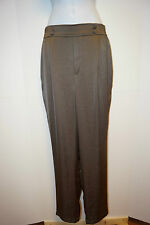 Marc by Marc Jacobs Dirty Martini Gray Green Trouser Pants Size S, NEW$258 Women