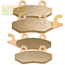 Front Sintered Brake Pads 2012-2015 1013 2014 Kawasaki KVF750i BRUTE FORCE