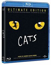 CATS: THE MUSICAL [Blu-ray Disc] Andrew Lloyd Webber Broadway Musical