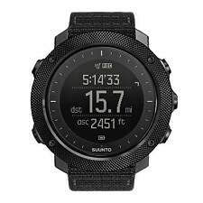 Suunto SS022469000 Traverse Alpha Stealth Watch