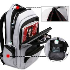 "Quality Multifunction Upto 15.6"" Laptop Bag Backpack Daypack Rucksack Waterproof"