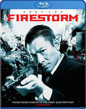 Firestorm (Blu-ray Disc, 2014)   NEW