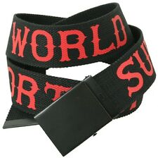 1037 support 81 world Ceinture Belt Hells Angels s-xxl