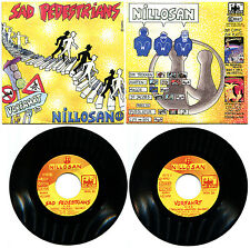 "NILLOSAN 7"" Sad Pedestrians Vinyl Indie Synth-Pop Wave Minimal Neo-NDW TOP!!!"