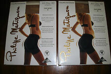 2 COLLANTS PHILIPPE MATIGNON FEMME ALL DAY 40 SCULPTURE T 4  COUL PLAYA NATURE