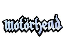 MOTOR HEAD BACK PATCH HARD ROCK HEAVY METAL LARGE SIZE 13x5 INCHES