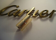 Cartier 'TOM POUCE' Petrol Lighter - Solid 9k Gold - 1936 - Feuerzeug - Briquet