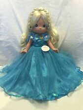 "Precious Moments Disney Cinderella Movie 12"" Doll #5405"