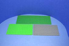 LEGO Platte 8x16 & 8x24 Bauplatte Grundplatte | green dark plate #PL88