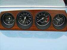 Bmw e9 3.0csi completa unidad de velocímetro tacho cuentarrevoluciones reloj instrumento combinado