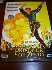 THE PRISONER OF ZENDA - UK Region 2 Compatible DVD Stewart Granger, Deborah NEW