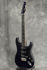 Fender Japan Exclusive Aerodyne Stratocaster Gun Metal Blue F/S From Japan