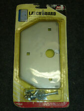 NOS! MAG SECURITY LATCH GUARD PART #8858 AL, FOR OUT OPENING DOORS