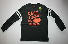 New OshKosh East Coast DIV Champs Football Top Size 8 Year NWT Glow in Dark