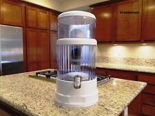 6 Gallon Water Filter Alkaline Ionizer Purifier Portable Filtration Dispenser NE