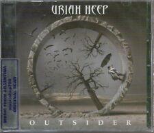 URIAH HEEP OUTSIDER SEALED CD NEW 2014
