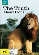 Truth About Lions DVD R4
