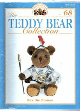 The Teddy Bear Collection Magazine - Issue.68, Rex the Roman