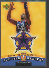 RON ARTEST 2004-05 UPPER DECK ALL-STAR WEEKEND WARM-UP CARD #ASW-RA