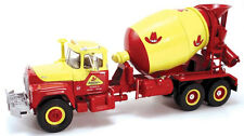 First Gear Bonanza Concrete - Mack R Cement Mixer Truck 1:34 NEW 19-2593