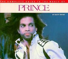 The Complete Guide To The Music Of Prince by Geoff Brown (1995, Paperback) NEW