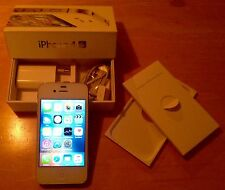 Apple iPhone 4S - 32GB - White (Factory Unlocked) Smartphone [MD245KN/A]