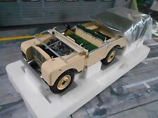 LAND ROVER MKI 1948 Series 1 beige sahar Highenddetail 1/504 pcs Minichamps 1:18