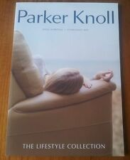 2013 PARKER KNOLL LIFESTYLE 40PG BROCHURE CATALOGUE SUITES SOFAS ARM CHAIRS ETC