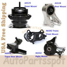 fit 1999-2004 Honda Odyssey 3.5L Engine Motor & Trans Mount Set 5PCS G178