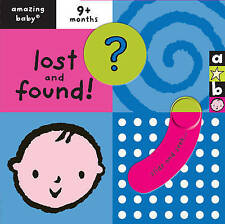 Lost and Found! (Amazing Baby),Beth Harwood,New Book mon0000026233