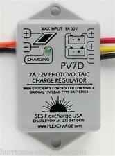 Flexcharge PV7D | 7 Amp Charge Controller for Photovaltaic Charging System