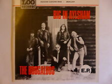 """THE BOOGALOOS """"BIG IN AYLSHAM""""  7"""" EP VINYL LOO RECORDS 1987 No LOO1 FIRST PRESS"""